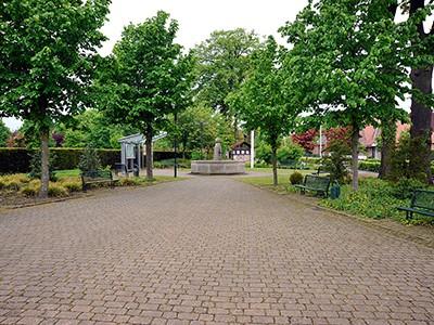 Dorfplatz Hoogstede