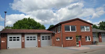 Feuerwehrhaus Hoogstede
