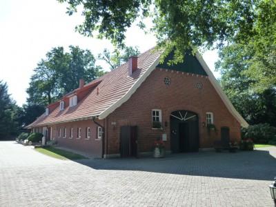 Weustehof an der Vechte in Hoogstede