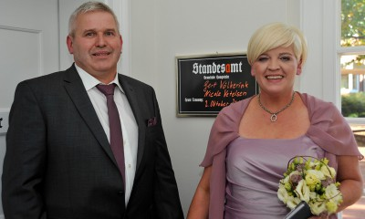 Nicole Ketelsen und Gert Völkerink