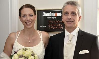 Veronika Röhl und Jörg Lügtenaar