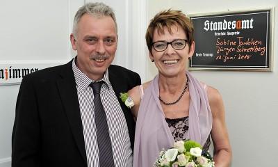 Sabine Taubken und Jürgen Schnettberg