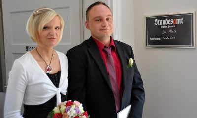 Sarah Eek und Jan Abeln