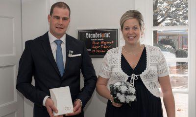 Anne Wiegmink und Holger Többen