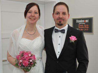 Claudia Kuite und Thorsten Ströer