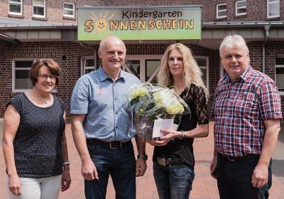 Verabschiedung der Leiterin Sabine Uetrecht