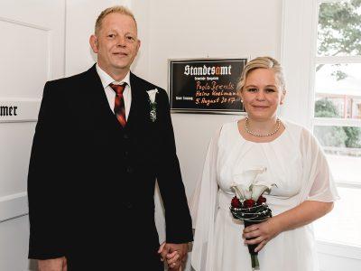 Paola Berends und Heino Koelmann